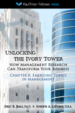 Unlocking the Ivory Tower, Chapter 8